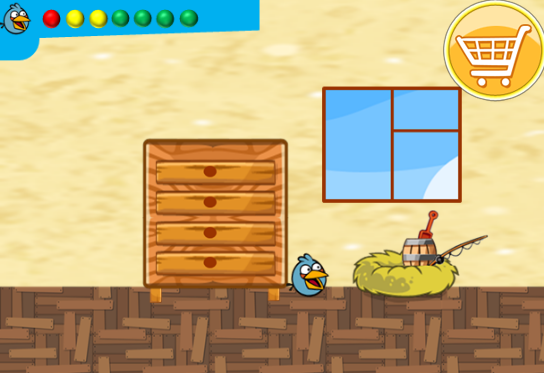 Angry Birds: Pets