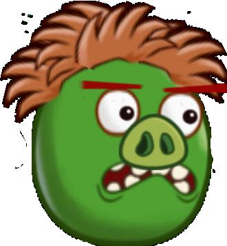 Марв (Angry Birds: Home Alone)