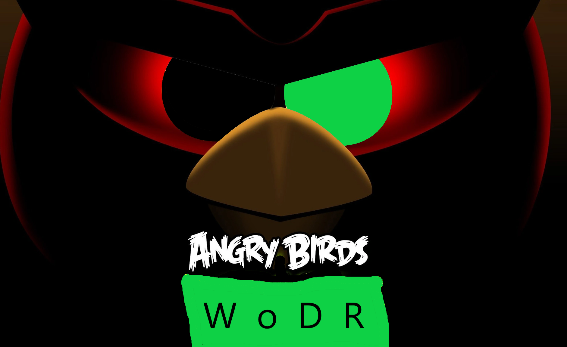 Angry Birds: Warriors of Distorted Reality