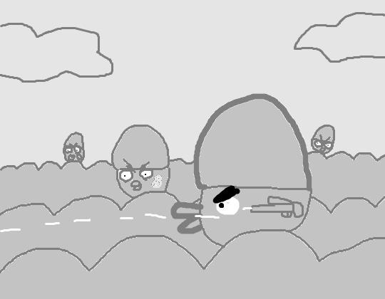 Angry Birds: The Great Bird War