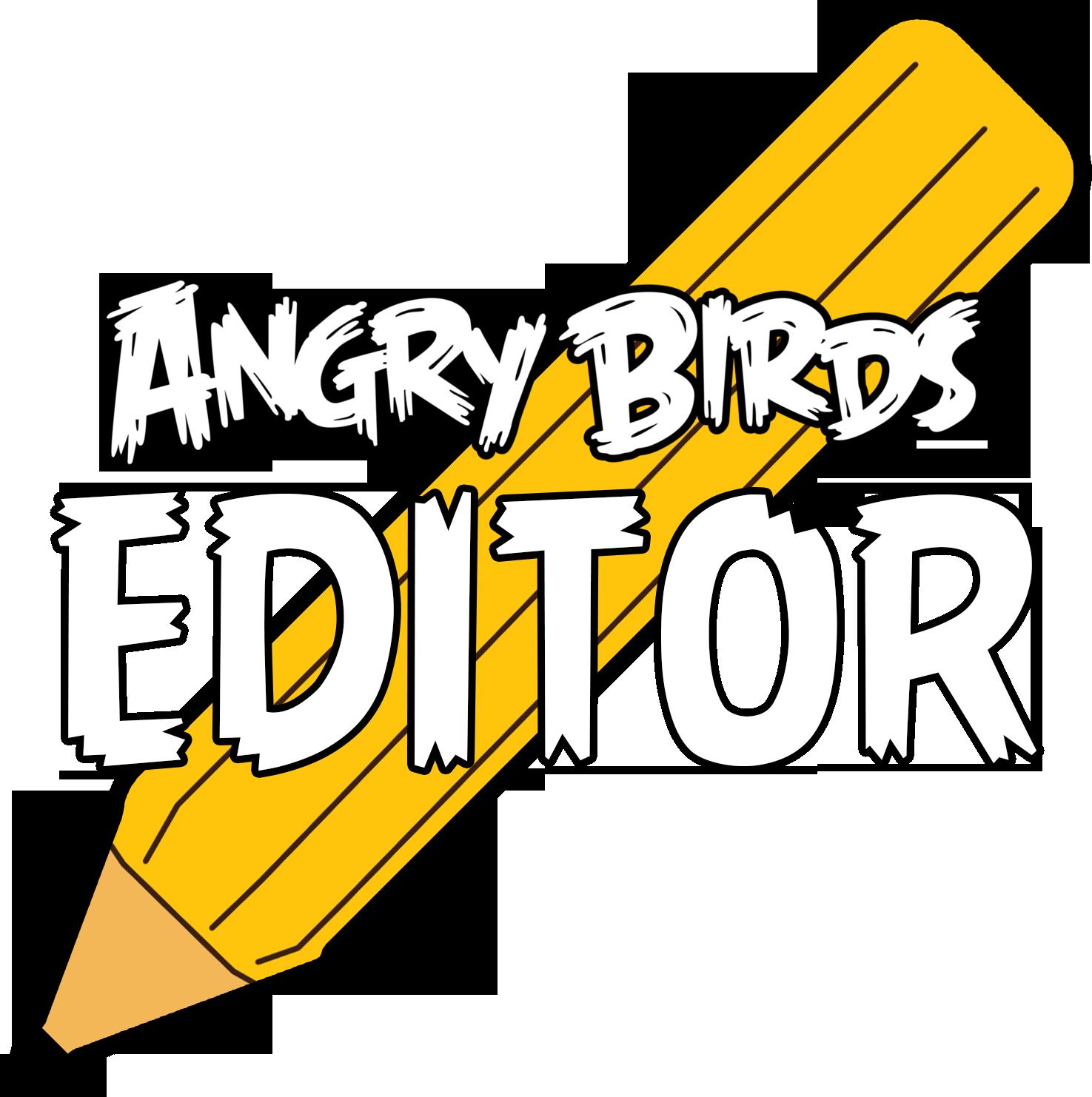 Angry Birds: Editor