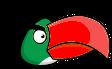Изумрудная птица2к18