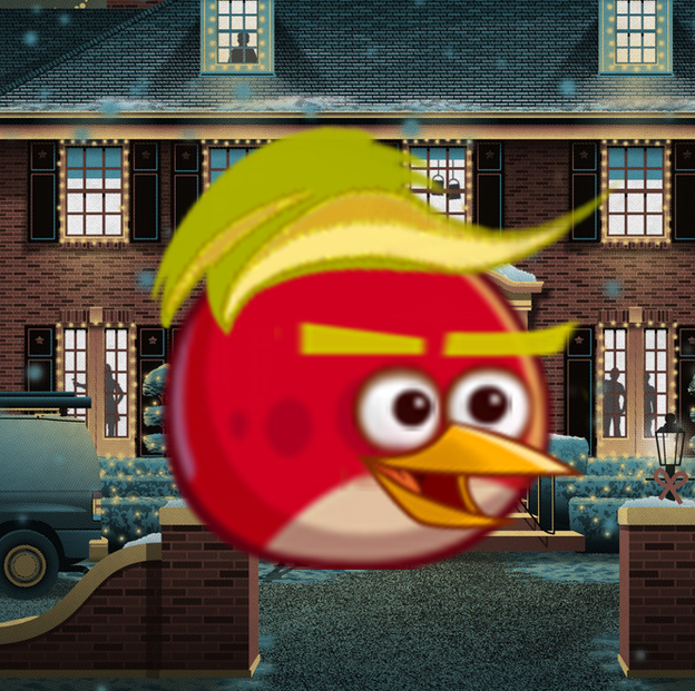 Angry Birds: Home Alone