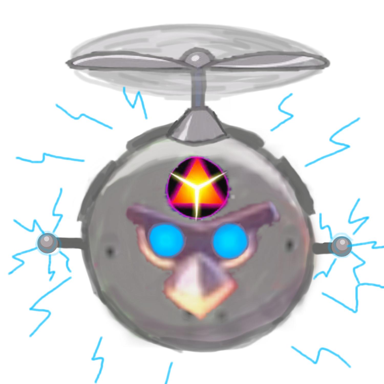 Птицы-дроны
