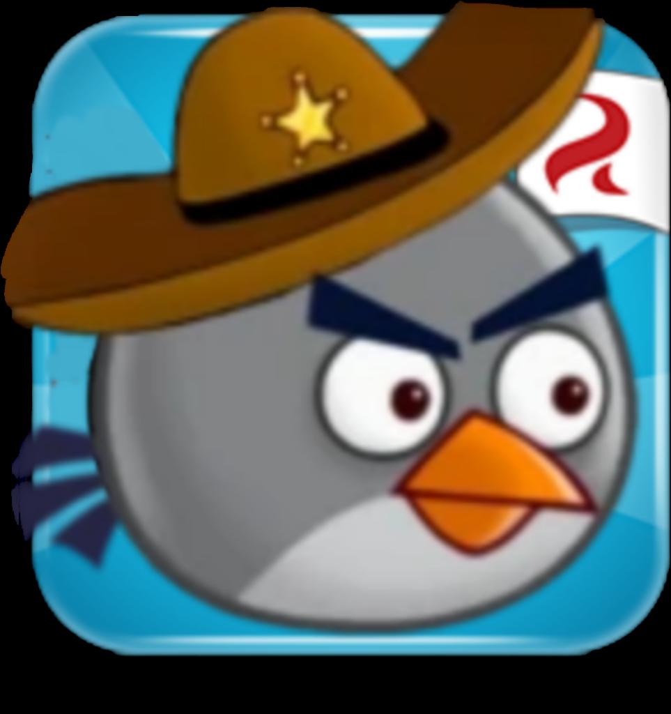 Angry Birds: Suspicious Owl