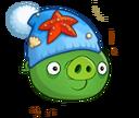 Свинья в зимней шапке.png