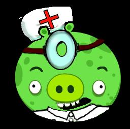 Доктор Крестовик/Старая вселенная