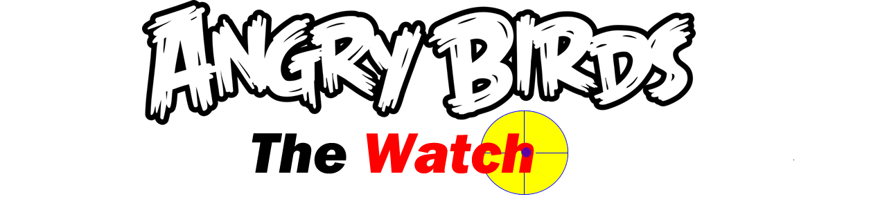 Angry Birds: The Watch