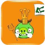 Любит Королевство Свина