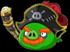 Капитан пиратов (ABWI)