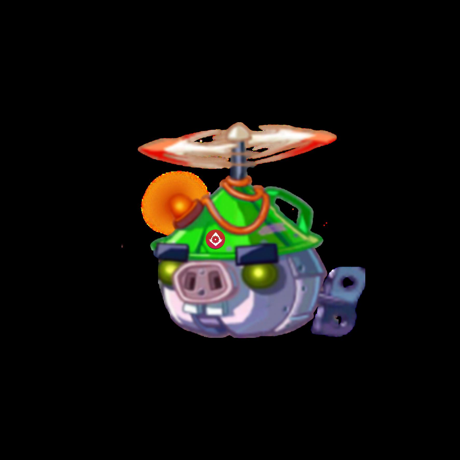 Боевые дроны Furnace