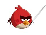 Ред(Angry birds:Revenge of Dark magic)