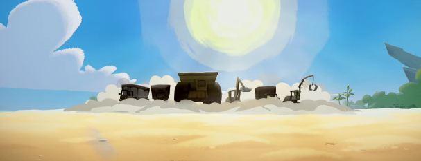 Angry Birds: Piggies' Revenge