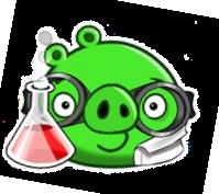 Свин-химик