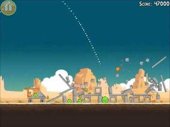Official_Angry_Birds_Walkthrough_Ham_'Em_High_12-10