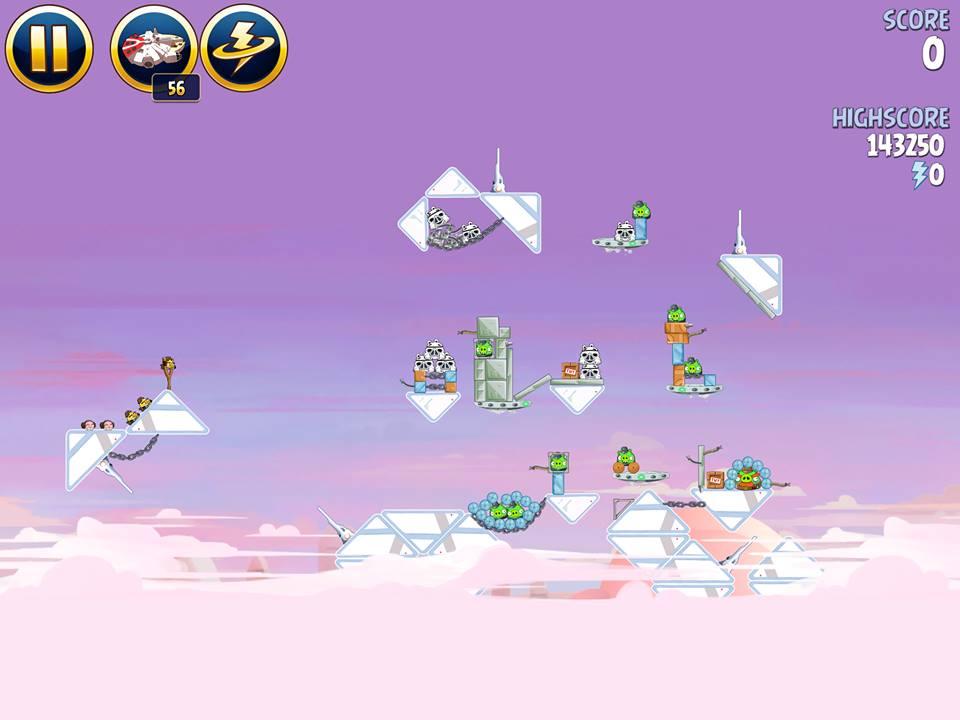 Cloud City 4-15 (Angry Birds Star Wars)