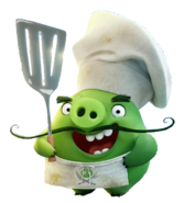 ABMovie Chef Pig
