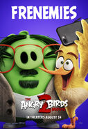 Angry Birds Movie 2 Frenemies Poster 01