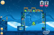 Angry Birds in Ultraboook Adventure level 14