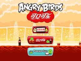 Angry Birds Coca-Cola