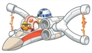 Luke x-wing copy