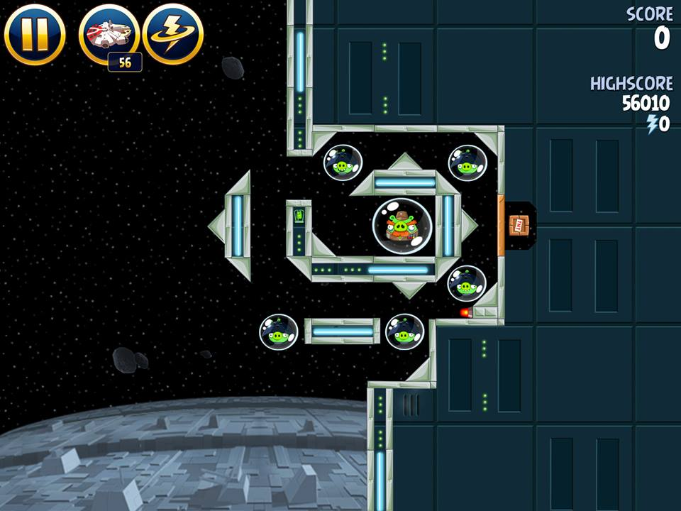 Death Star 2-31 (Angry Birds Star Wars)