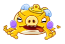 Angry Birds Fight! - Monster Pigs - Extra Love Pig - Win