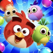 Angry Birds POP! Toons Red And The Hatchlings (2)