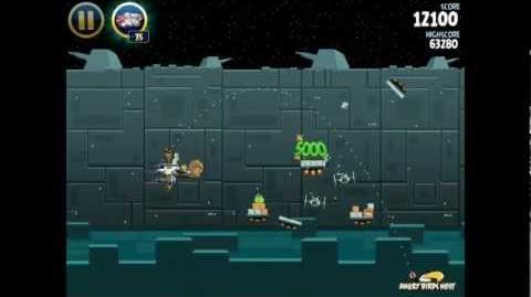 Death Star 2-40 (Angry Birds Star Wars)/Video Walkthrough