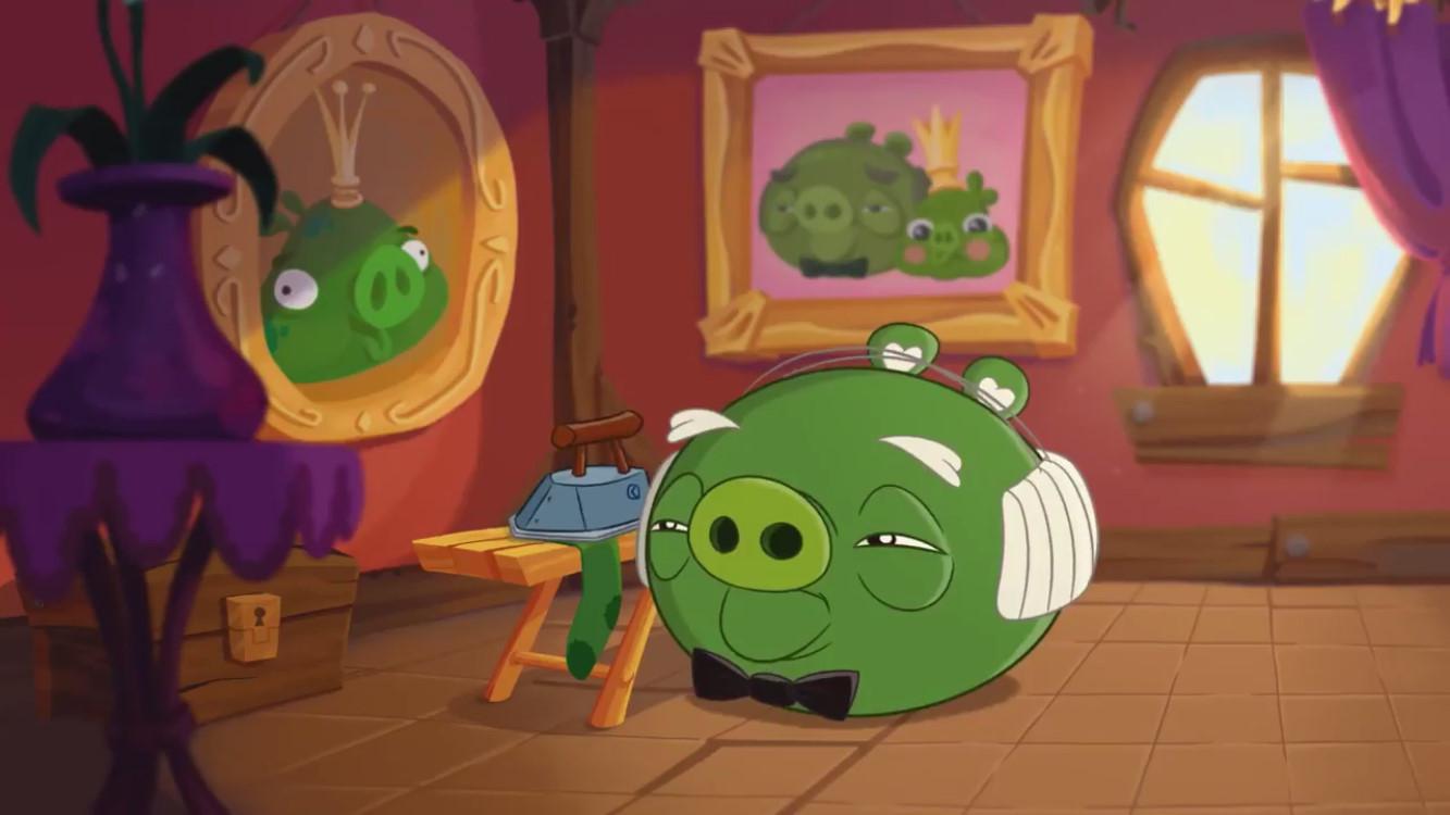Butler Pig