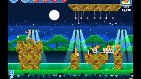 Angry Birds Friends Tournament Level 1 Week 18 - September 17th 2012 - Facebook