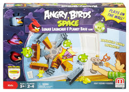 Angry Birds: Lunar Launcher & Planet Base