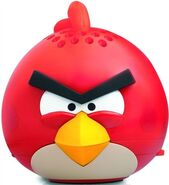 Angry Birds Gear4 Mini Red Bird Speaker