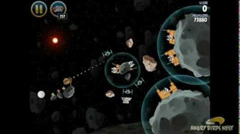 Hoth 3-27 (Angry Birds Star Wars)/Video Walkthrough