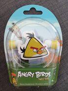 Angry Birds Gear4 Tweeters Chuck Bird (Pointy-headed Yellow Bird, New Version)