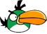 Bird-boomerang