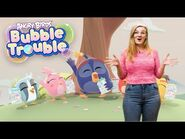 Angry Birds Bubble Trouble - New Series Trailer!