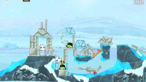 Hoth 3-9 (Angry Birds Star Wars)/Video Walkthrough
