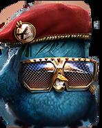 Flocker Blue Portrait 048