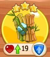 Бамбуковый щит