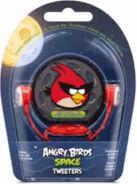 Angry Birds Gear4 Tweeters Deluxe Super Red