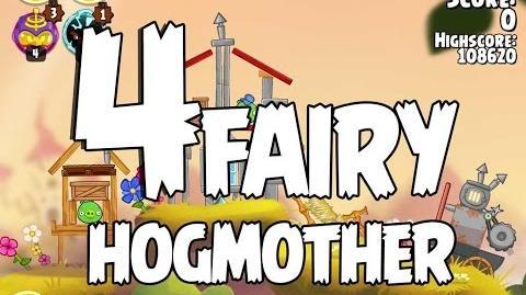 Fairy Hogmother 1-4
