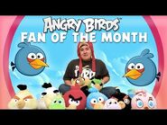 Angry Birds Fan Of The Month - Meet Nick Jablonski