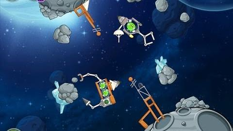 Beak Impact 8-3 (Angry Birds Space)