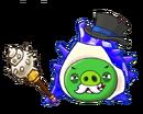 Angry Birds Fight! - Monster Pigs - Sazae Family - Sazae Papa - Lose