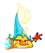 Птица-молния Чак