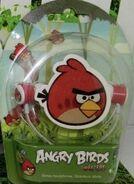 Angry Birds Gear4 Tweeters Red Bird (Enraged Red Bird, New Version)