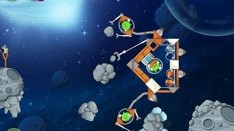 Beak Impact 8-6 (Angry Birds Space)