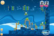 Angry Birds in Ultraboook Adventure level 12