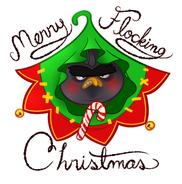 Kowalski the Elf Sticker
